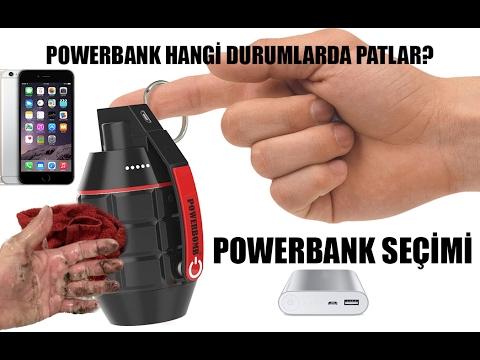 powerbankpatlama