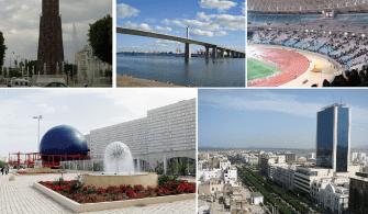 Montage_ville_de_tunis