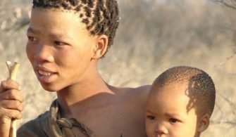 İnsan saçının evrimi