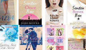 Romantik – Aşk Temalı 20 Kitap Önerisi