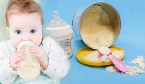 Bebeklerde Hazır Mama Kullanımı